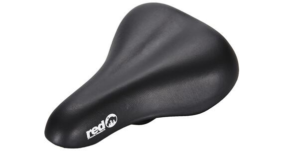 Red Cycling Products Kids Saddle Sella Bambino nero